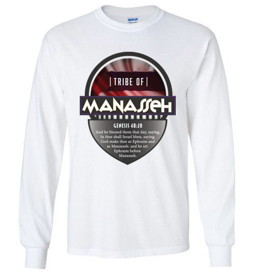Manasseh Long Sleeve (Unisex and Youth) Black