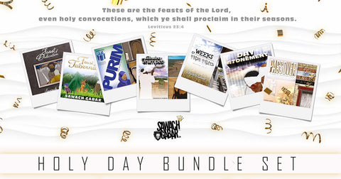 Holy Day Book Bundle (Paperbacks)