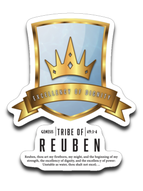 Reuben Decal