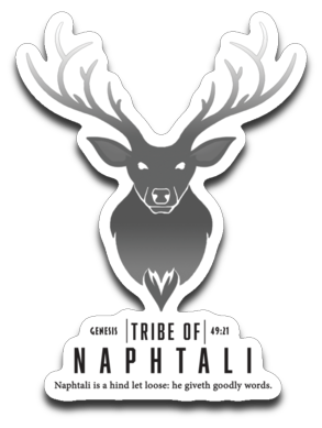 Naphtali Decal
