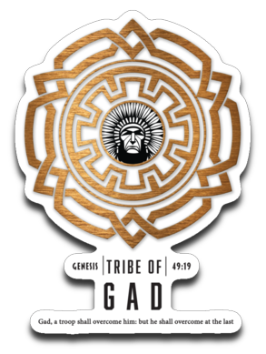 Gad Decal