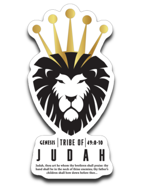 Judah Decal
