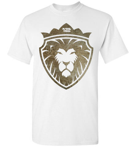12 Lion of Gold (Unisex and Youth)