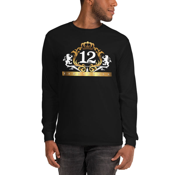 Yasharahla 12 Men's Long Sleeve Shirt