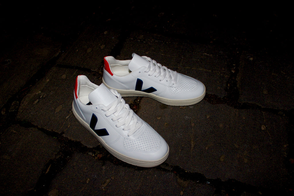 INTRODUCING VEJA SNEAKERS