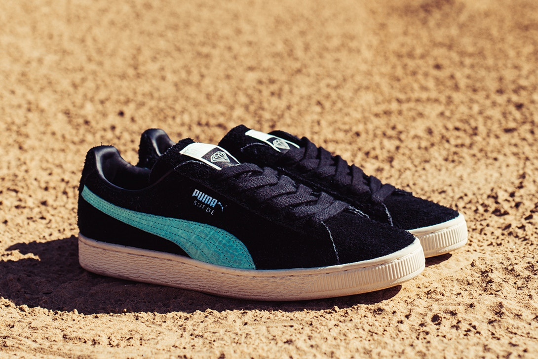 DIAMOND SUPPLY X PUMA </p>                     </div> 		  <!--bof Product URL --> 										<!--eof Product URL --> 					<!--bof Quantity Discounts table --> 											<!--eof Quantity Discounts table --> 				</div> 				                       			</dd> 						<dt class=