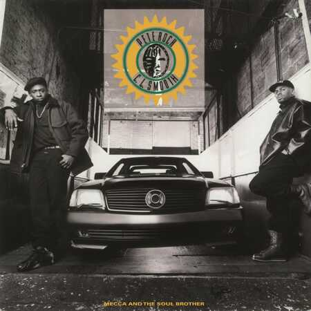 Pete Rock & C.L. Smooth - Mecca & The Soul Brother (2LP)