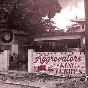 THE AGGROVATORS - DUBBING AT KING TUBBY'S (DOUBLE LP)
