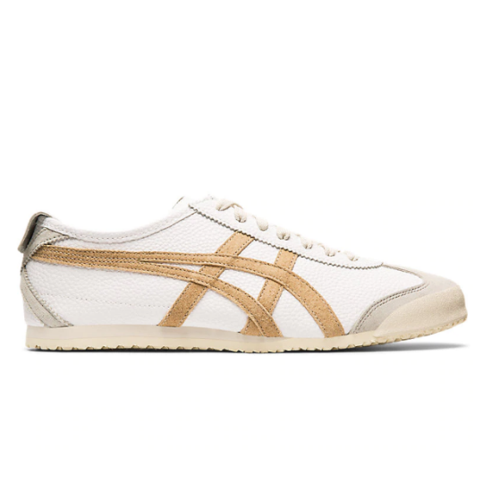 ONITSUKA TIGER Mexico 66 White/Tan Presidio