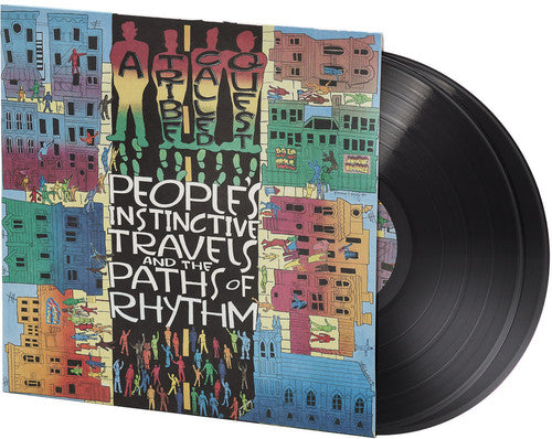 A Tribe Called Quest - People's Instinctive Travels And The Paths Of Rhythm (2LP)