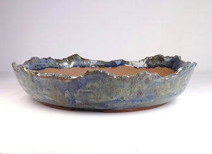 Bonsai Pot, White Horse Pottery