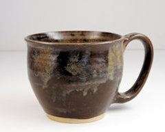 Shaving Mug by White Horse Pottery