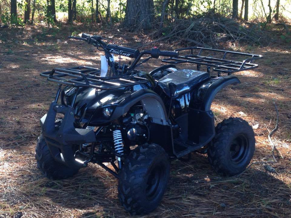 125cc Coolster Small Wheel ATV