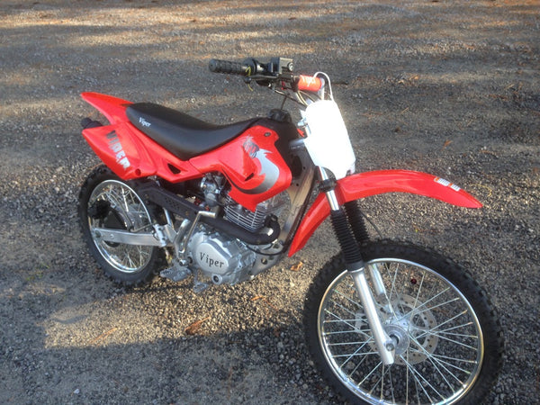 150cc Viper Dirt Bike