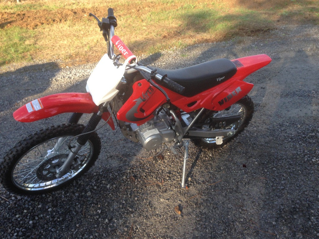 Load Image Into Gallery Viewer, 150cc Viper Dirt Bike ...