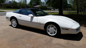 1988 Chevrolet Corvette 35th Aniversary