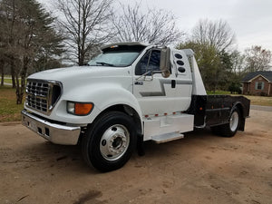 1999 Ford F750