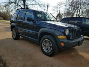 2006 Jeep Liberty Renegade 4x4