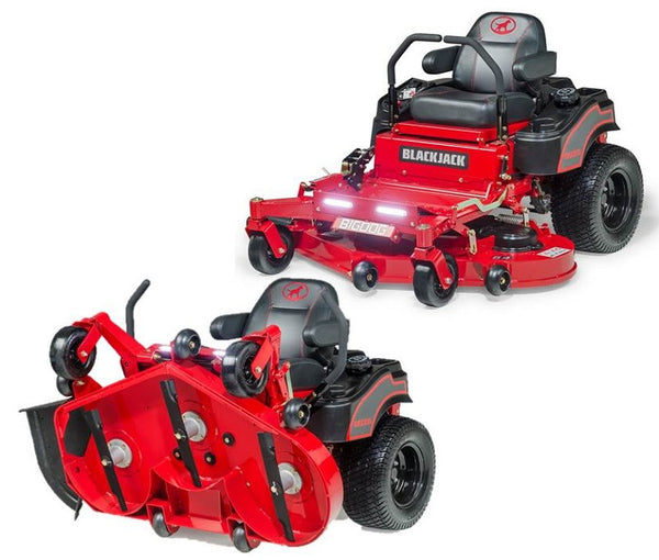 Blackjack Zero Turn Mowers