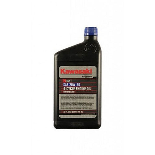 Kawasaki OEM 20W-50 Engine Oil