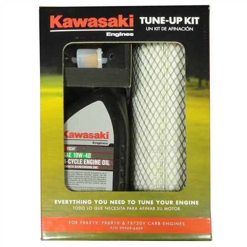 Kawasaki OEM 99969-6409 Engine Tune-Up Kit