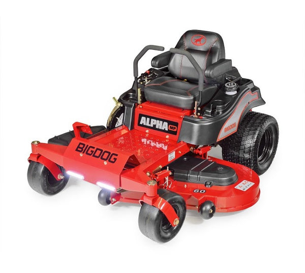 Alpha-MP Zero Turn Mowers