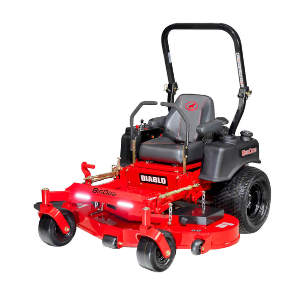 Diablo Heavy Duty Commercial Zero-Turn Mowers