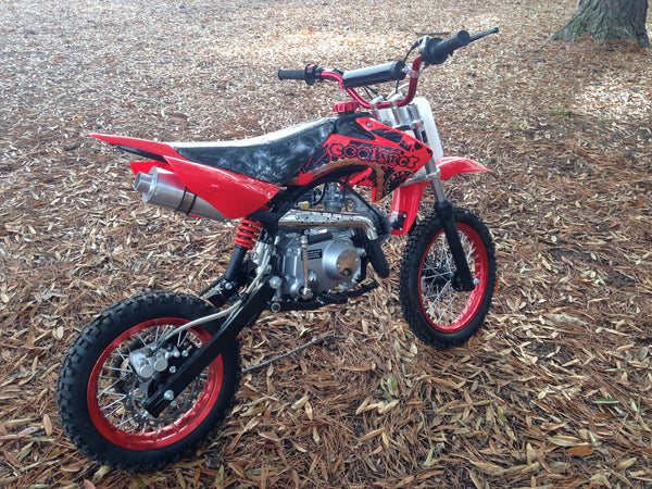 125cc Coolster Dirt Bike