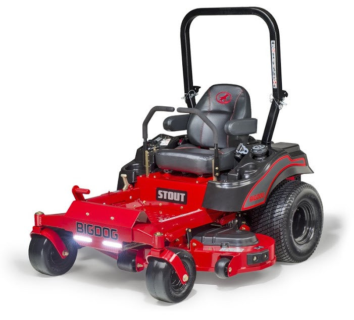 Stout Light Commercial Zero Turn Mowers