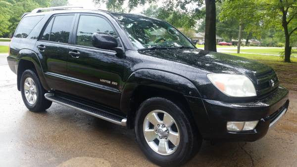 2003 Toyota 4Runner 4x4 Limited