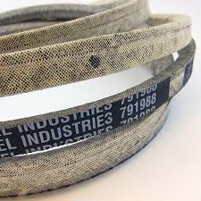 "Alpha 52"" Deck Belt"