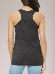Women's Flowy 40th Birthday Tank Top - Vintage Year
