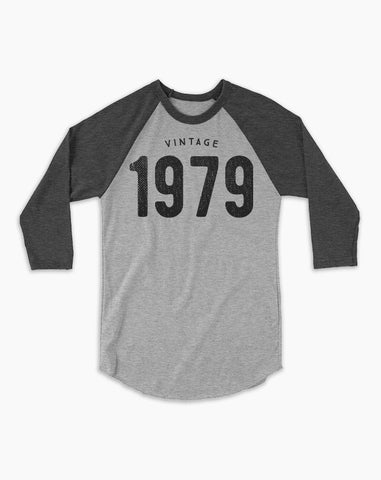 40th Birthday Baseball Tee