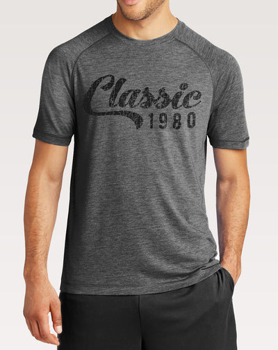 40th Birthday Classic Year Performance T-Shirt