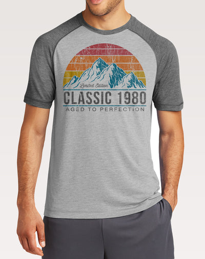 40th Birthday Shirt | Men's 1980 T-Shirt