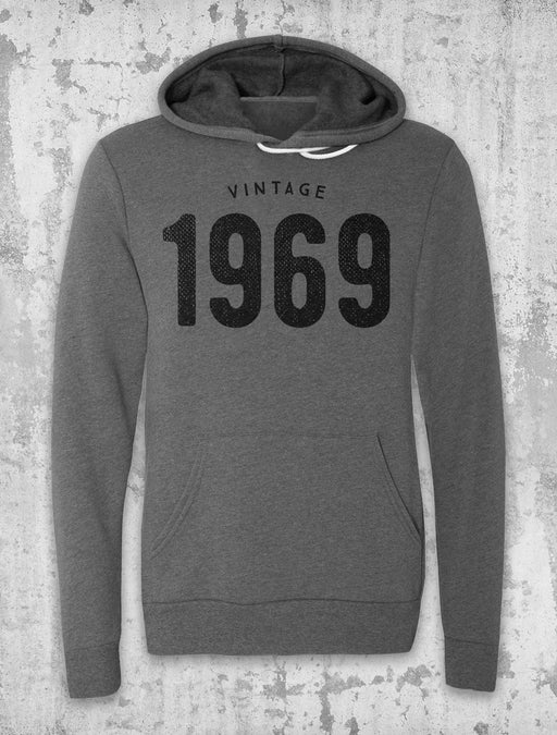 Birthday Shirts Vintage 1969 50th Hoodie