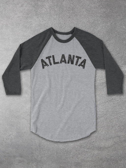 Birthday Shirts-Atlanta Baseball Tee
