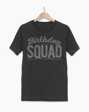 Birthday Squad T-Shirt