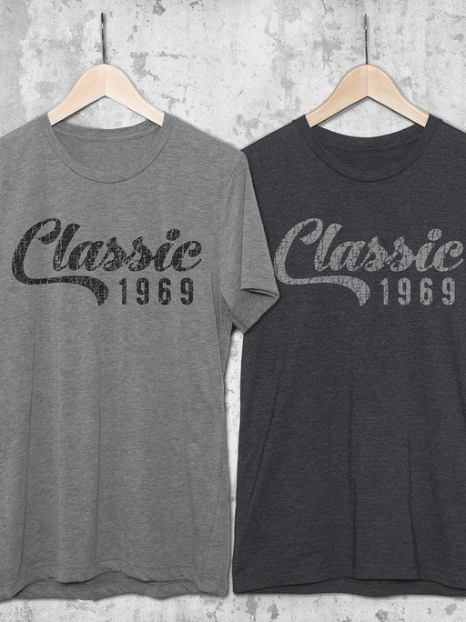 Birthday Shirts-Classic 1969 T-Shirt