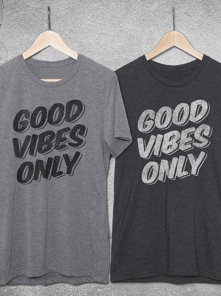 Good Vibes Only T-Shirt