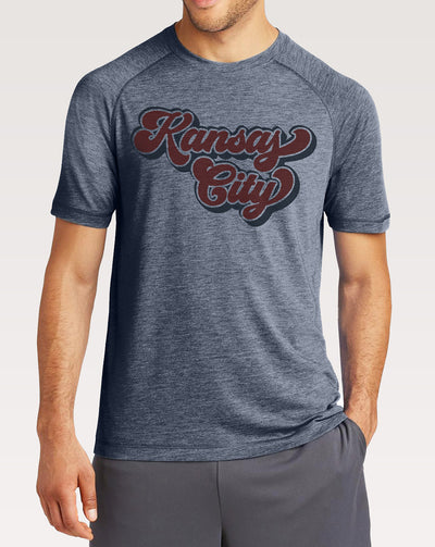 Kansas City Performance Graphic T-Shirt