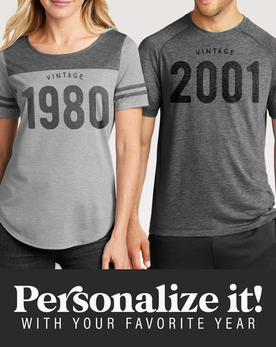 Personalized Birthday Shirt