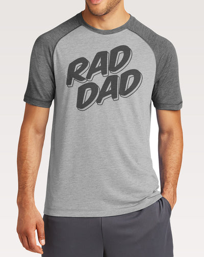 Fathers Day T Shirt | Rad Dad Shirt