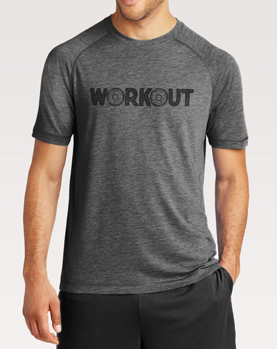 Workout Donuts | Men's Funny Shirt