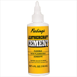 Fiebings Leather Cement 4oz