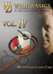 Whip Basics Volume IV