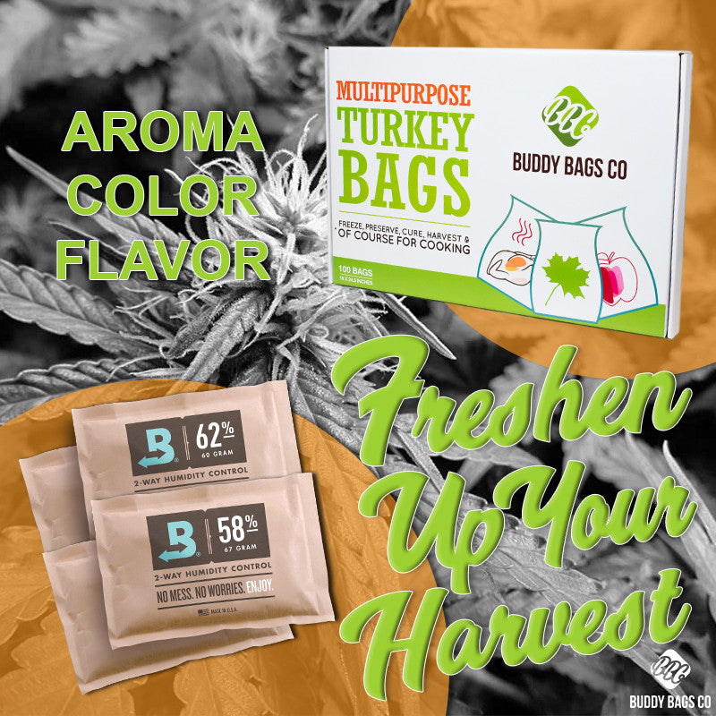 Boveda 2-Way Humidity Control And Turkey Bags