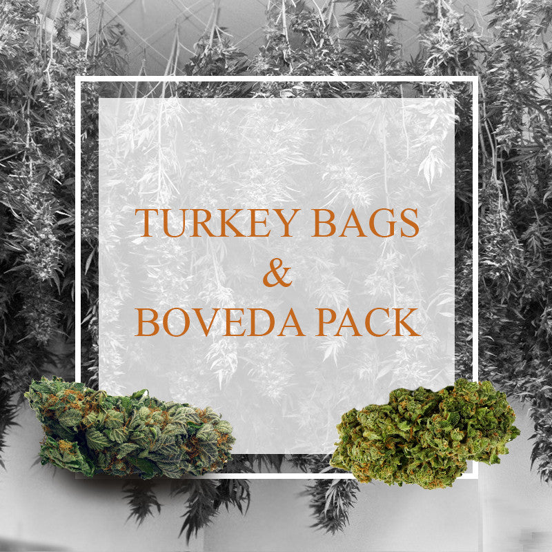 The Modern Way - Boveda and Turkey Bags