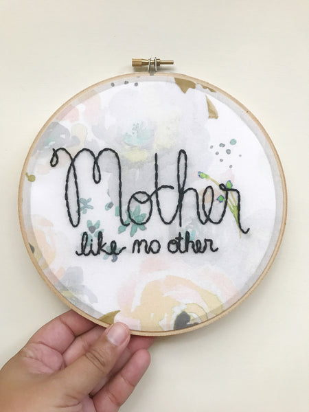 Mother Like No Other - ready to ship