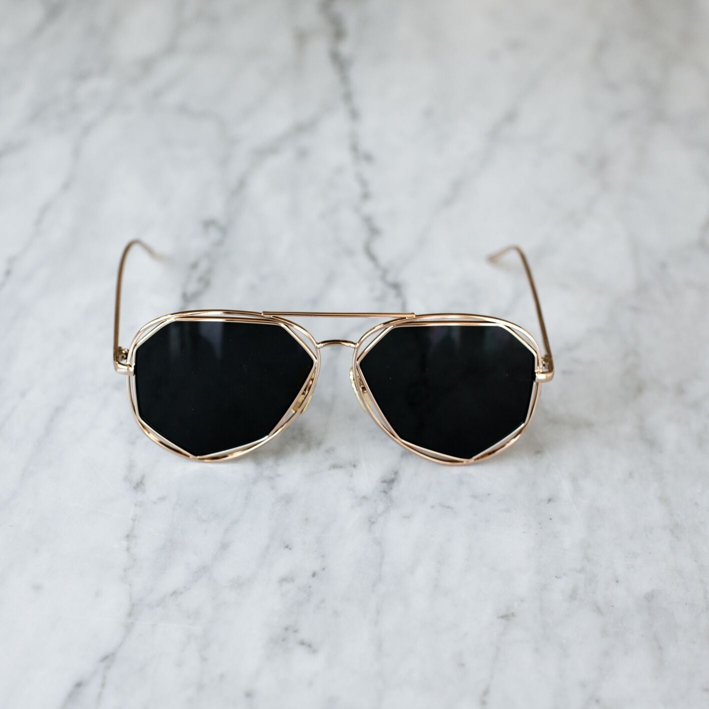 Estelle | Black/gold